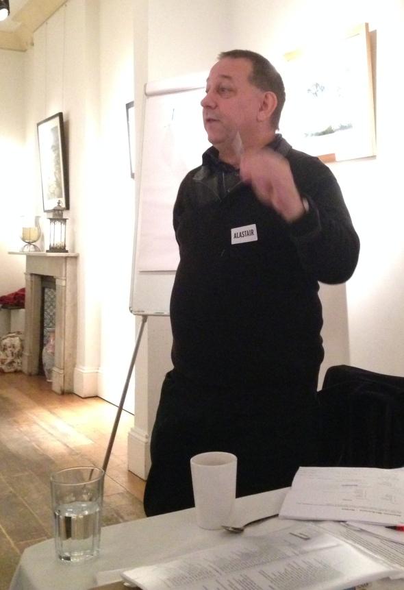 Alastair McKenzie, a wealth of useful information
