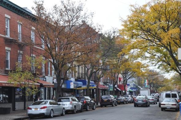Leafy Arthur Avenue