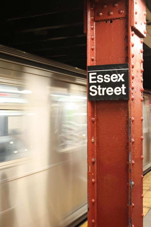 Essex Street subway station