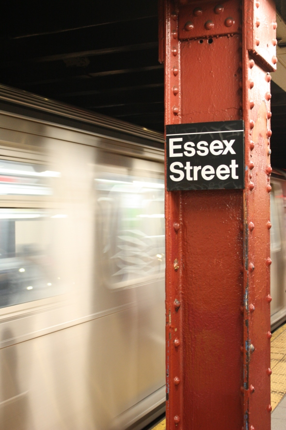Essex Street subway station