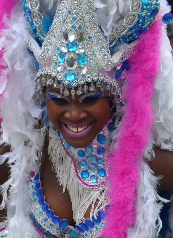 Carnival queen, Jacmel