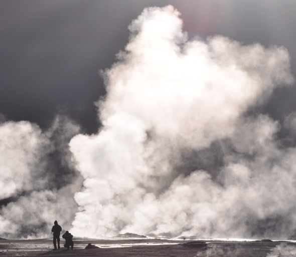 Atmospheric El Tatio