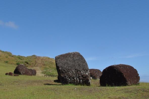 Puna Pau top knot quarry
