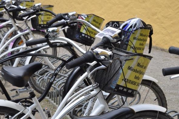 Rupert's bikes