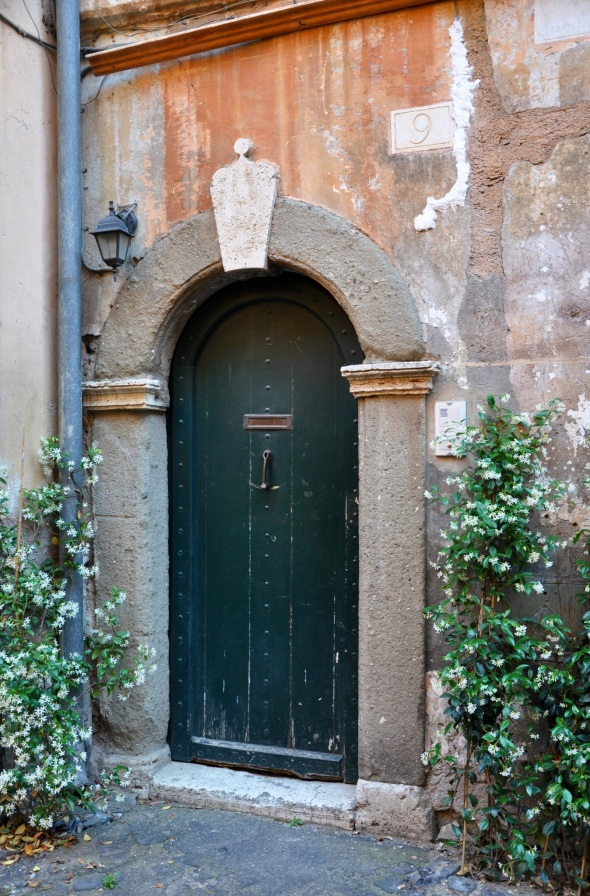 Trastevere is a charming neighbourhood
