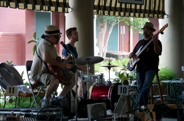 Free music is easy to find throughout the French Quarter and Faubourg Marigny