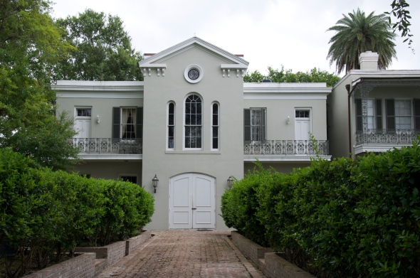 Free self-guided walks around the Garden District are easy to find online