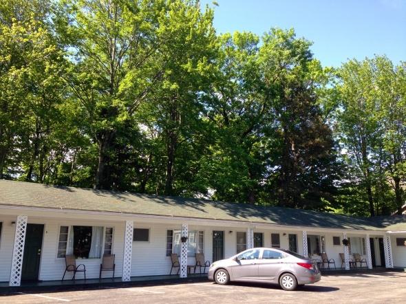 Mount Desert Street Motel