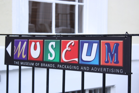 The Museum of Brands, Packaging and Advertising