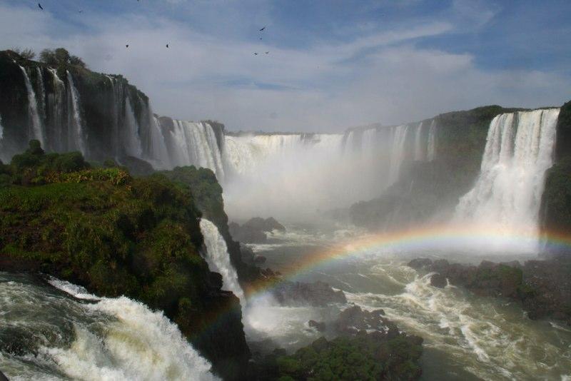 Iguacu rainbow
