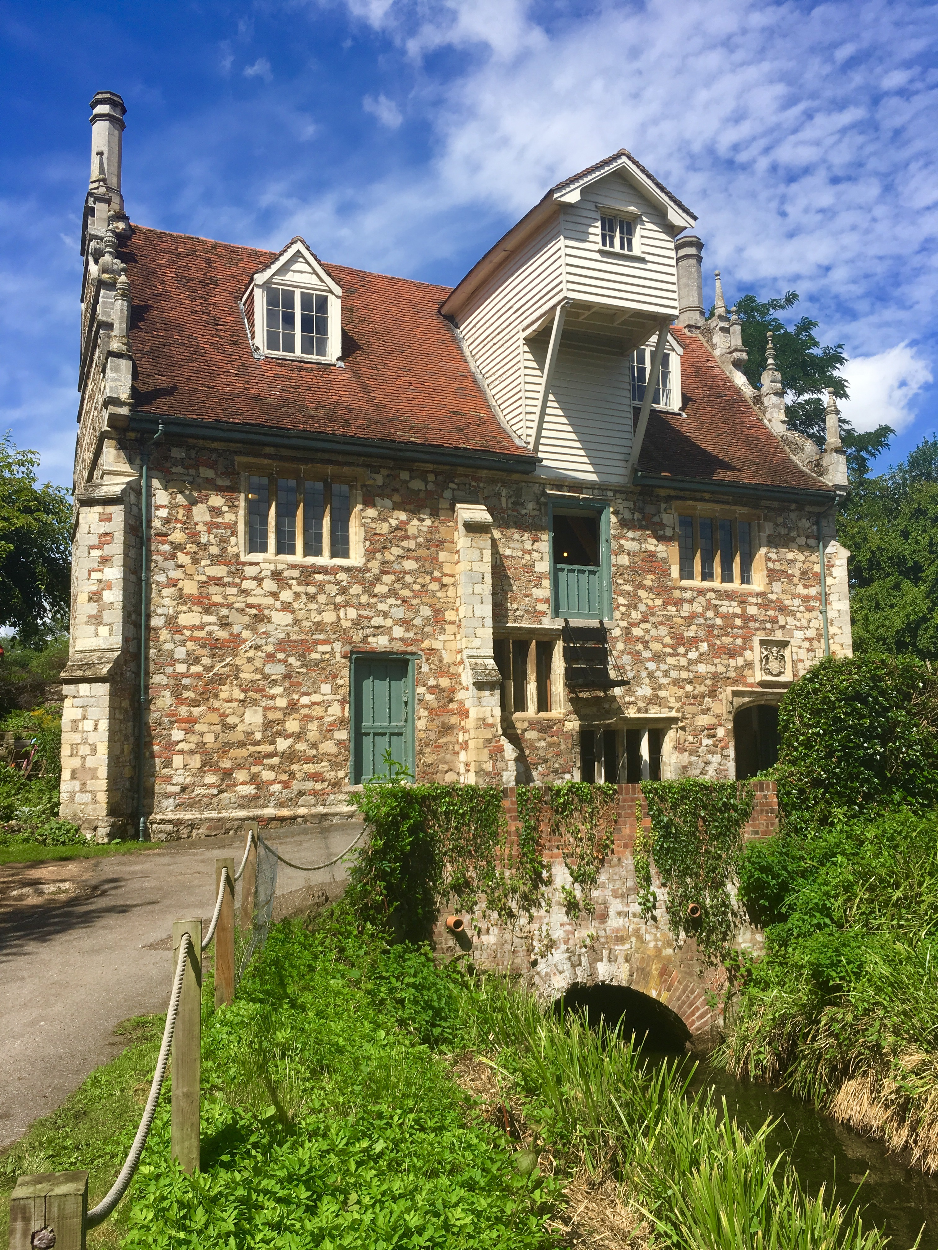 Col18 & Tourism on my doorstep: Colchester\u0027s Bourne Mill | Julia\u0027s Travels