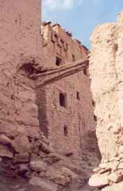 Morocco Atlas kasbah