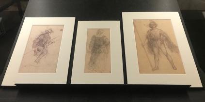 Da Vinci's sketches